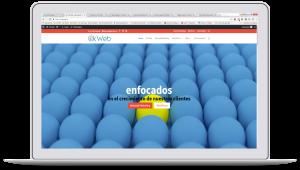 Ok Web – Contenido y Diseño