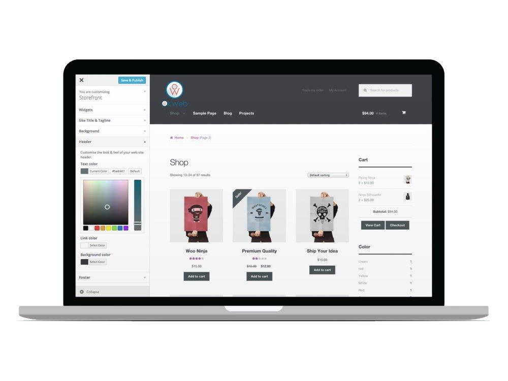 Ok Web - Comercio electrónico