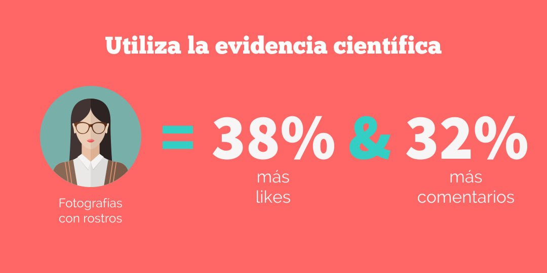 Utiliza la evidencia científica