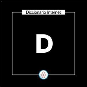 Ok Web – Diccionario de Internet – D