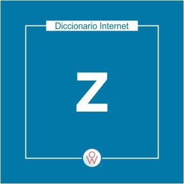 Diccionario Internet: Z