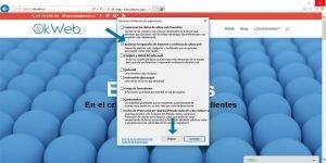 Ok Web – Eliminando cache de Explorer