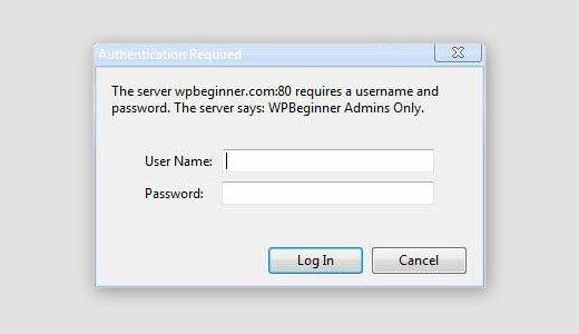 Ok Web - Protección de clave