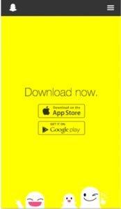 Ok Web – Como crear una cuenta en snapchat