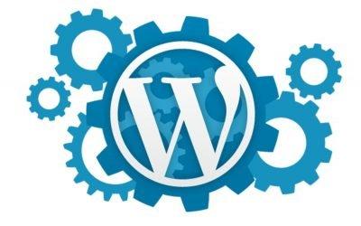 Servicios de actualización para wordpress