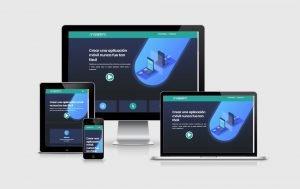 Diseñamos una herramienta sencilla y dinámica: con solo arrastrar y soltar, podrás crear tu propia aplicación móvil básica o profesional.