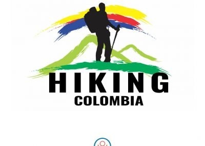 Hikiing Colombia