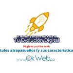 Ok Web - Títulos Atrapasueños y algunas de sus características